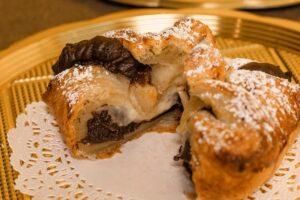 Chocolate Raviola
