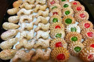 Almond Paste Cookies