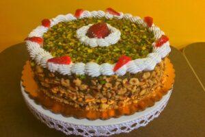 Special Etna Cake