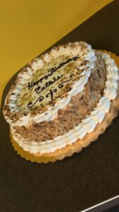 Millefoglie Cake