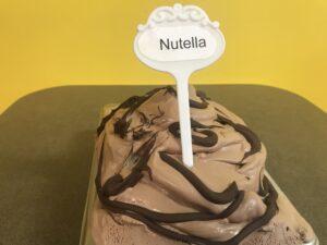 Nutella Gelato